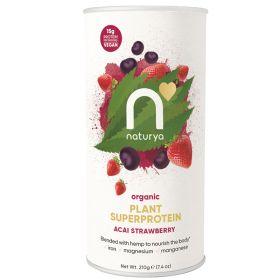 Clearance - Plant Superprotein Acai Strawberry - Organic 6x2