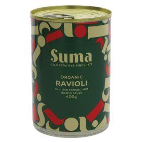 Tomato & Ricotta Ravioli - Organic 6x400g