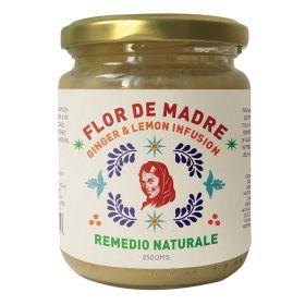 Remedio Naturale Lemon & Ginger Infusion - Organic 12x250ml