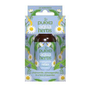 Aqua Herbs Chamomile Relax - Organic 8x30ml