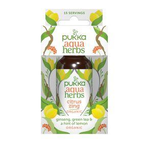 Aqua Herbs Citrus Zing - Organic 8x30ml