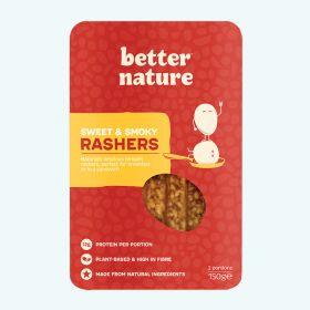 Sweet & Smoky Tempeh Rashers 8x150g