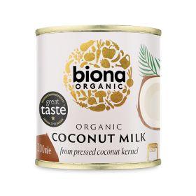 Coconut Milk - Organic 8x200ml