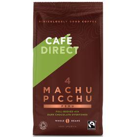 Machu Picchu Coffee Beans (4) - Organic 6x227g