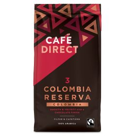 Cauca Valley Colombian Ground Coffee (3) 6x227g
