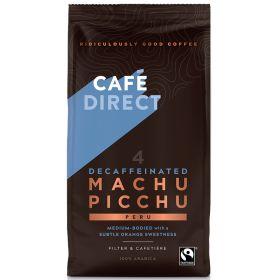 Decaf Machu Picchu Ground Coffee (4) 6x227g