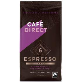 Espresso Ground Coffee (6) 6x227g