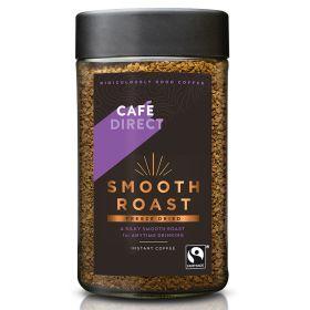 Instant Coffee - Smooth Roast 6x100g