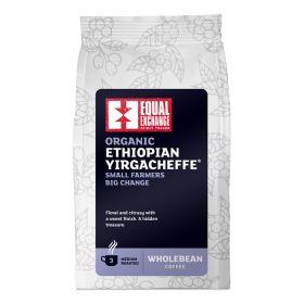 Ethiopian Yirgacheffe Coffee Beans (3) - Organic 8x227g