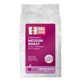 Medium Roast Coffee Beans (3) - Organic 8x227g