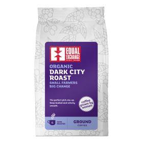 Dark Roast Ground Coffee (4)  - Organic 8x227g