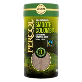 Instant Coffee - Fairtrade Colombia - Organic 6x100g