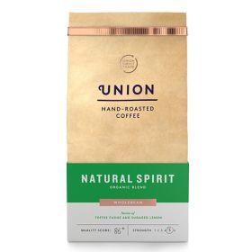 Natural Spirit Coffee Beans - Organic 6x200g