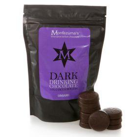 Dark Drinking Chocolate - 15g discs - Organic 1x1.5kg