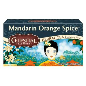 Mandarin Orange Spice Tea Bags 6x20