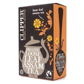 Assam Loose Leaf Tea - Organic 6x125g