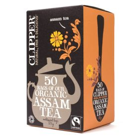 Assam Tea Bags - Organic 6x50