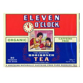 11 O'Clock Rooibosch Tea Bags - Organic 4x80