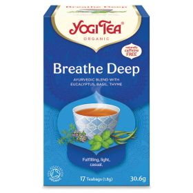 Breathe Deep Tea - Organic 6x17bags