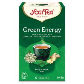 Green Energy Tea - Organic 6x17bags
