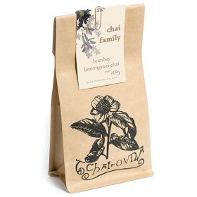Bombay Lemongrass Chai Loose Tea 6x75g