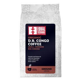 DR Congo Ground Coffee (3) - Organic 8x227g