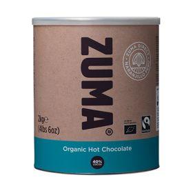 Hot Chocolate 40% Cocoa - Organic 1x2kg