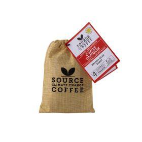 Compostable Capsules Rwandan Cloud Forest Coffee Organic 8x(