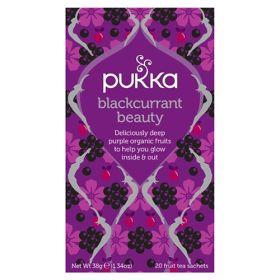 Blackcurrant Beauty Tea - Organic 4x20