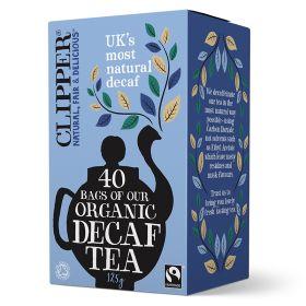 Decaf Tea Bags FTM - Organic 6x40