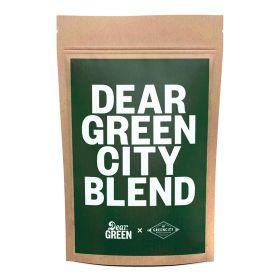 Dear Green City Blend Roasted Coffee Beans 250g - Organic 1x