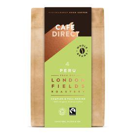 London Fields Peru Coffee Beans (4) - Organic 6x200g