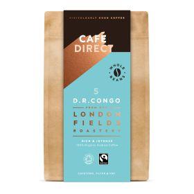 Clearance - London Fields Congo Coffee Beans (5) - Organic 6