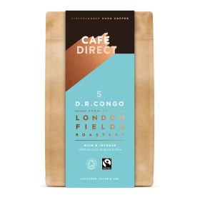 Clearance - London Fields Congo Ground Coffee (5) - Organic