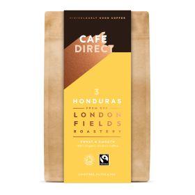 Clearance - London Fields Honduras Ground Coffee (3) - Organ