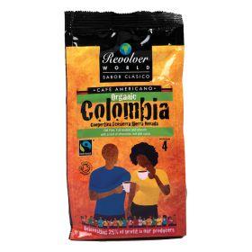 Colombia Sierra Nevada Ground Coffee (4) FTM - Organic 6x200