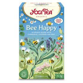 Bee Happy Tea - Organic 6x17bags
