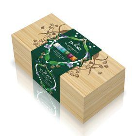 Bamboo Tea Discovery Chest (42 tea bags) - Organic 1x1