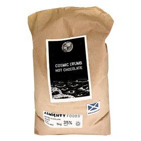 Cosmic Crumb Hot Chocolate - Organic 1x5kg