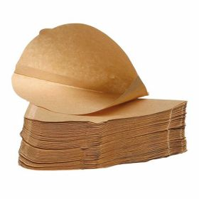 Unbleached Coffee Filters 10x50