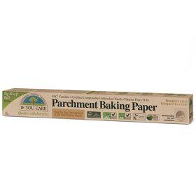 Unbleached Parchment Baking Paper Rolls 12x6.5sq.m
