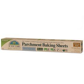 Unbleached Baking Sheets Pre-Cut 12x24 sheet