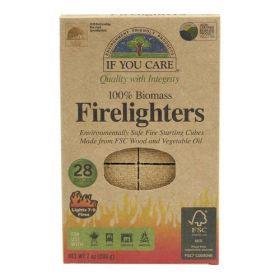 Firelighters - 100% Biomass 12x28 piece