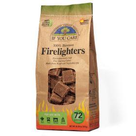Firelighters - 100% Biomass 12x72 piece