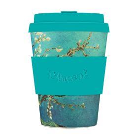 Ecoffee Cup - Van Gogh Museum 'Almond Blossom' 12oz 1x1