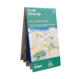 Urban Nature Edinburgh Map 1x1map