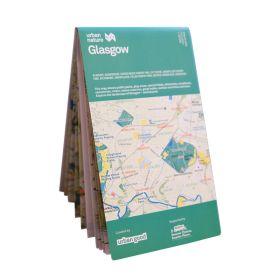 Urban Nature Glasgow Map 1x1map