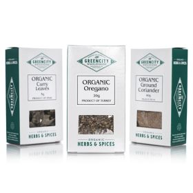 Cinnamon Ground - Boxes - Organic 6x30g