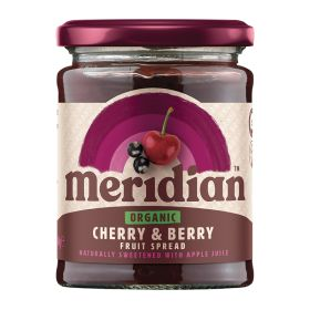 Cherries & Berries Spread - Organic 6x284g