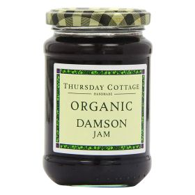 Damson Jam - Organic 6x340g